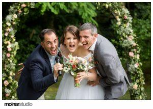 Ceremóniamester esküvő Szigetmonostor, Rosinante szálloda