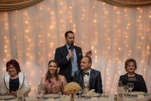 Ceremóniamester Debrecen Lycium esküvő