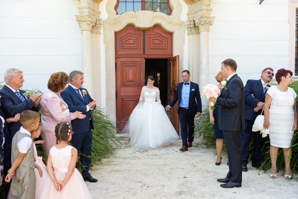 Ceremóniamester Gödöllő, esküvő királyi kastély referencia