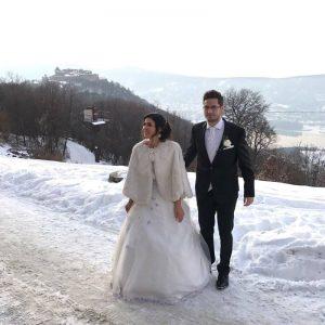 Ceremóniamester visegrád esküvő Barna László Ceró