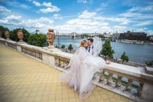 Várkert bazár, esküvő