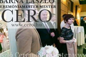 Esküvő, Svabda, Dunaszerdahely, Therma, Ceremóniamester, Cero, Barna László,