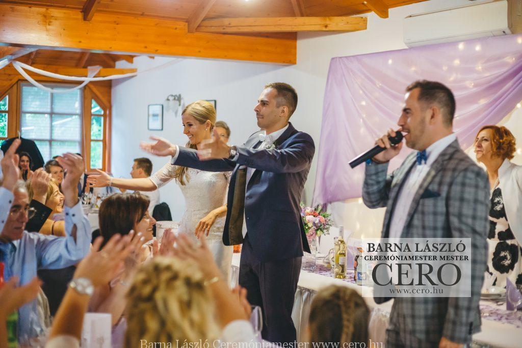 Eger, esküvő, Ceremóniamester, ceró, Barna László, Villavölgy, Bazilika