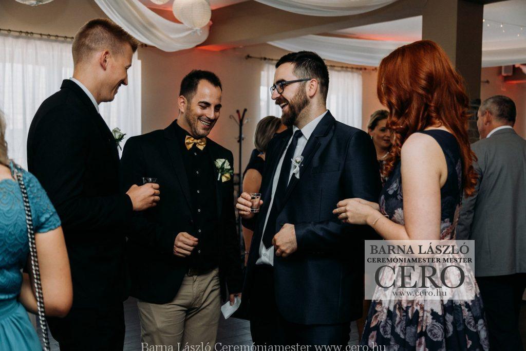 ceremóniamester, esküvő, tura, ceró, referencia, demény étterem, ceró, lagziguru, Barna László,