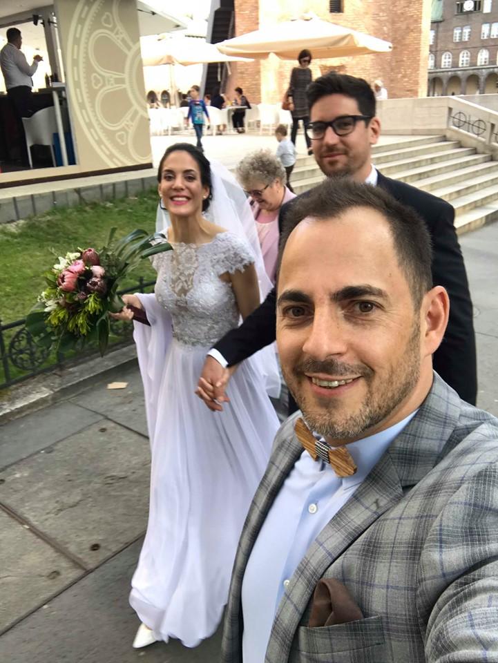 Ceremóniamester Szeged, Ceró, esküvő a Dómban