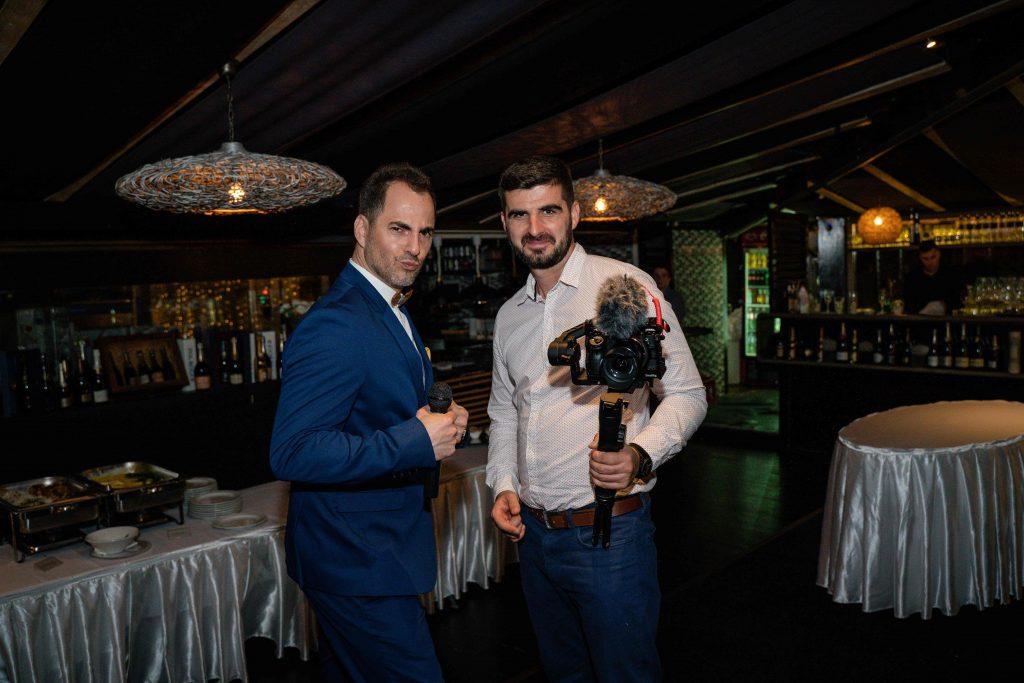 Esküvő a Manna étteremben. Ceremóniamester Ceró Barna László Budapest