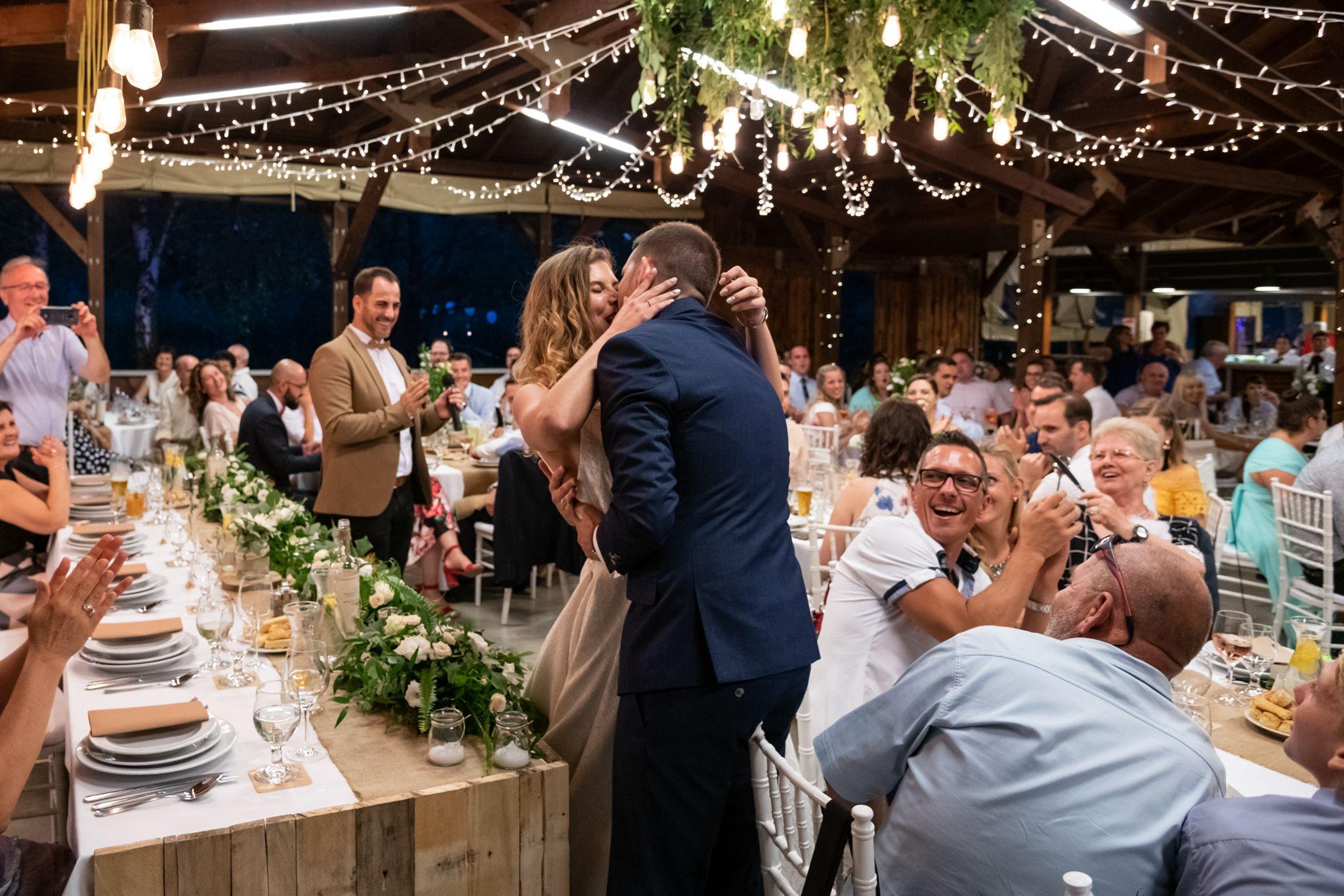 Esküvő, Ceremóniamester Nairam Rendezvényközpontban Szajolon